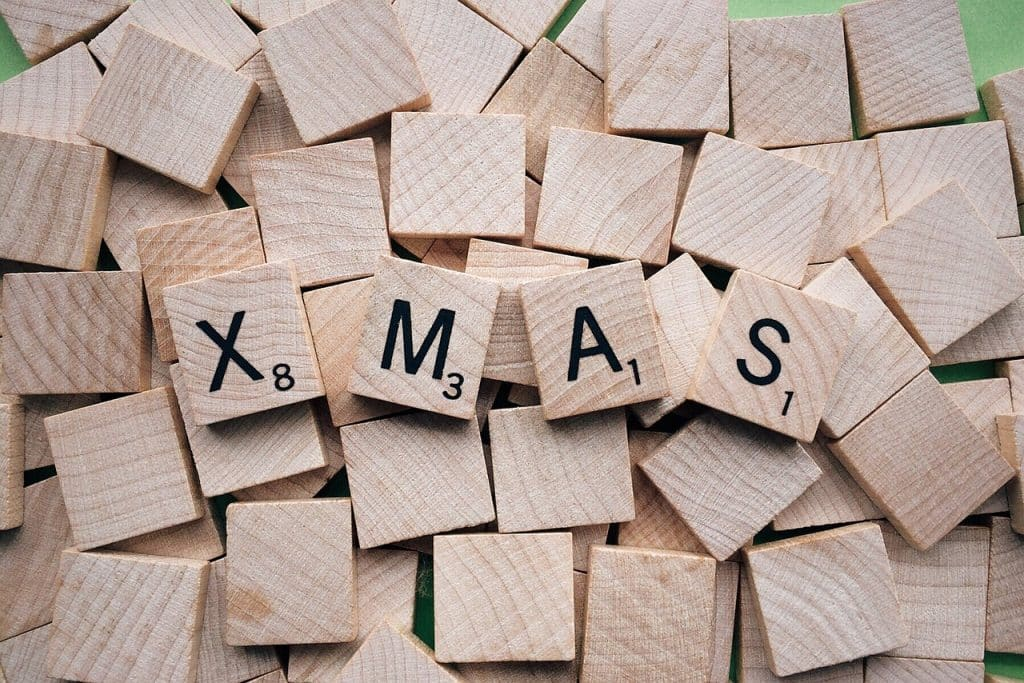 Christmas Anagrams Quiz