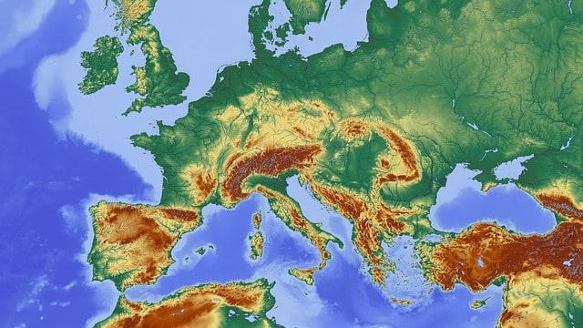 European Countries Quiz