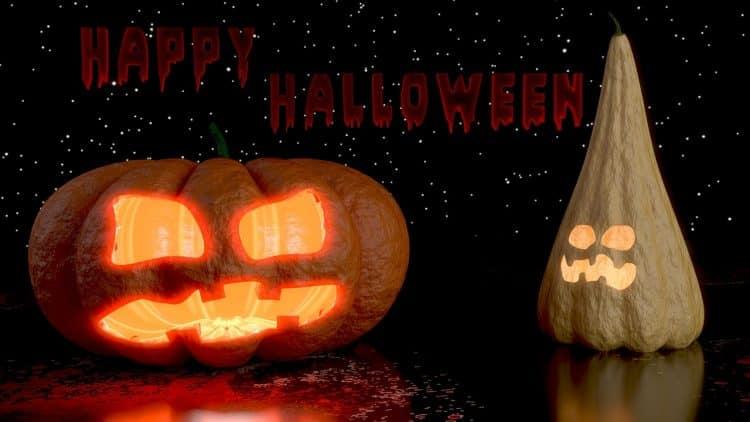 Halloween Lyrics
