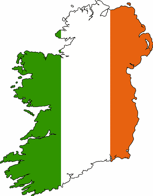 Irish Geography Quiz