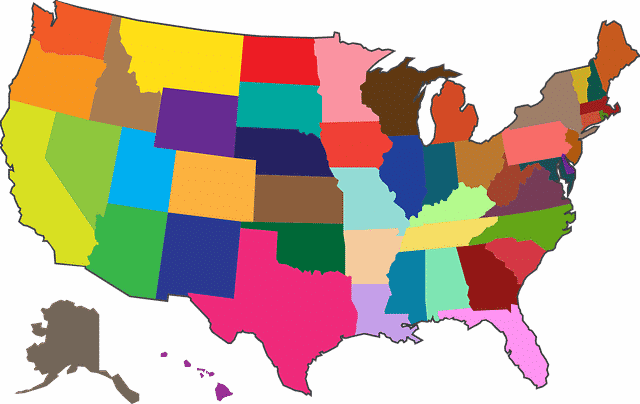 US State Nicknames Quiz