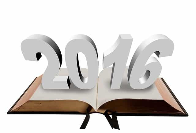 The Year 2016